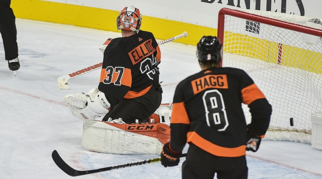 So Far, the Flyers Are Who We Thought They Were