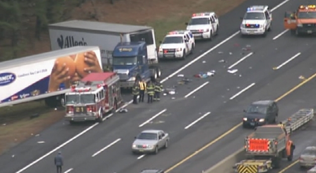 [PHI]Dad, Mom & Son Die in NJ Turnpike Crash