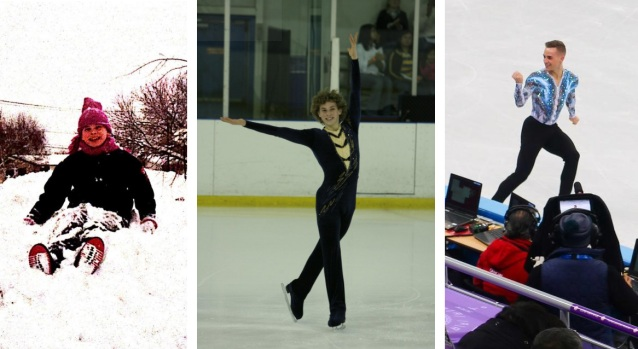 Olympic Figure Skater Adam Rippon Through the Years