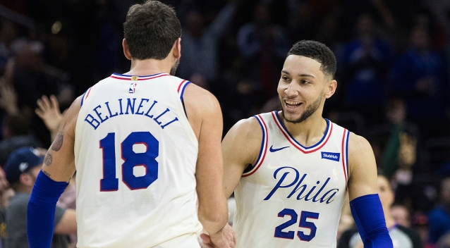A Look at Sixers' Championship Odds After Round 1 Win Over Heat