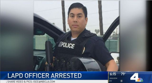 [LA] LAPD Officer Suspected of Sex With 15-Year-Old Cadet