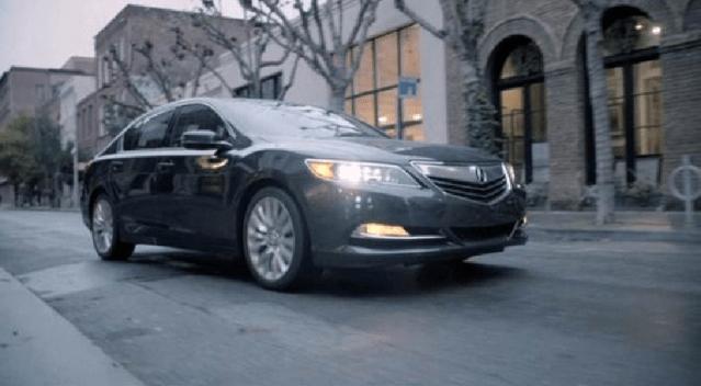 Acura RLX: Virtual Test Drive}