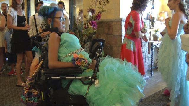 Last Dance for Dying Teen