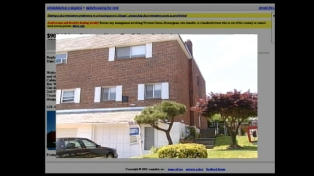 Online Housing Scams Make a Return - NBC 10 Philadelphia