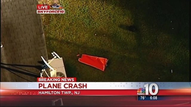 Officials ID Pilot Who Died in Small Plane Crash - NBC 10 Philadelphia