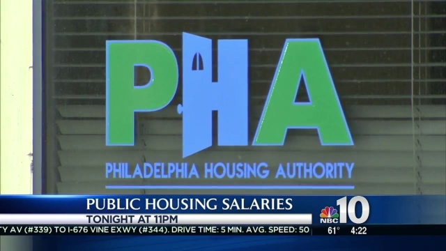 Tonight at 11: Are PHA Salaries Too High?