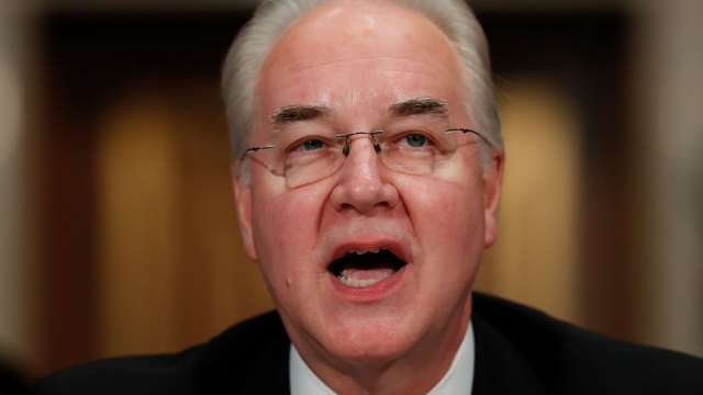 Price: New Health Plan Will Not be 'Pulling the Rug Out'