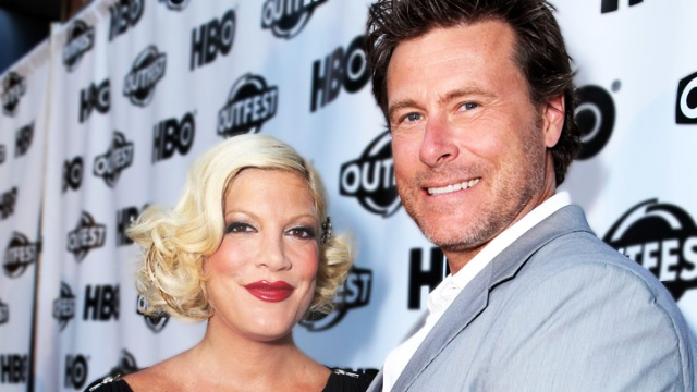 Tori Spelling Welcomes Baby and Says Goodbye to Beach Pad