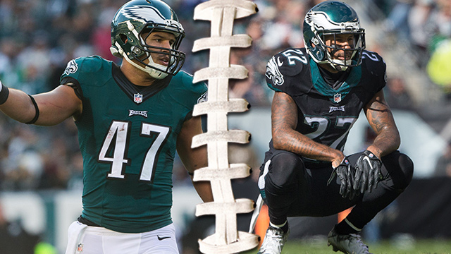 Eagles Stay Or Go Part 3: Trey Burton to Vinny Curry