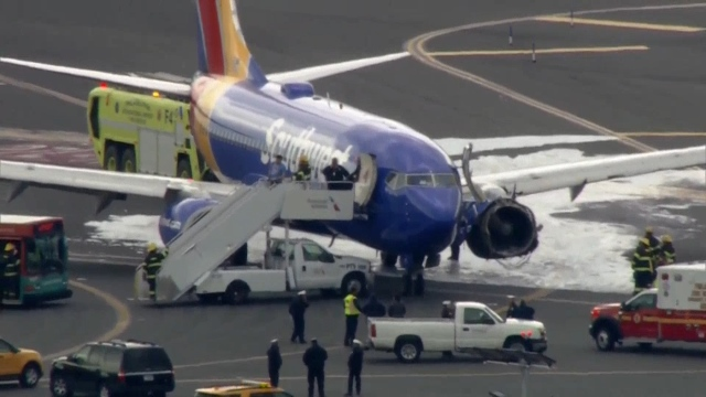Woman Partially Sucked Out of Jet When Window Breaks Mid