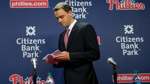 Phillies Add 4 Pitching Prospects to 40-man Roster