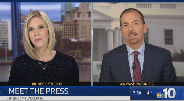 Rosemary Talks Trump Transition with Chuck Todd