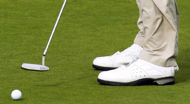 Neighbor Uses Golf Club to Subdue Shotgun-Wielding Man