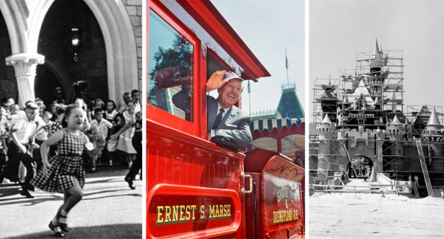 [NATL-LA GALLERY] Happy Birthday, Disneyland: Historic Photos From the Happiest Place on Earth