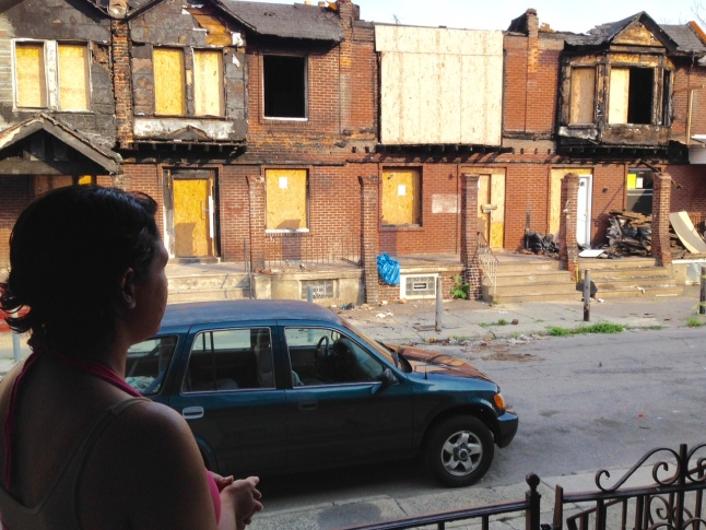 Gesner Street, One Year Later: 'It's Not the Same'