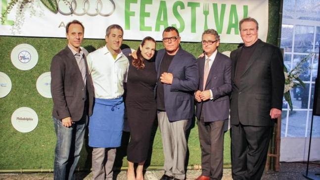 Star-Studded Food Festival Returns