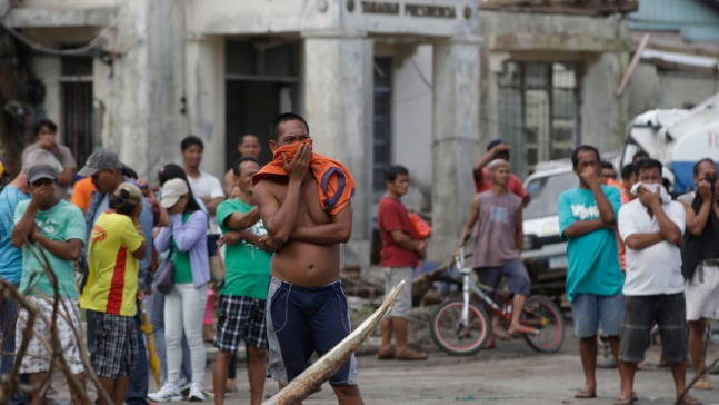 Philippine Typhoon Death Toll Rises Above 5,000