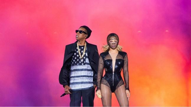 Beyoncé, Jay-Z Surprise Album Now on Apple, Spotify