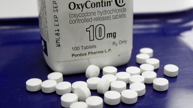 Camden County Sues OxyContin Maker Over Alleged Racketeering