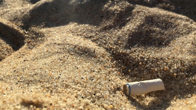 Puffing on Jersey Shore Beaches Goes Up in Smoke