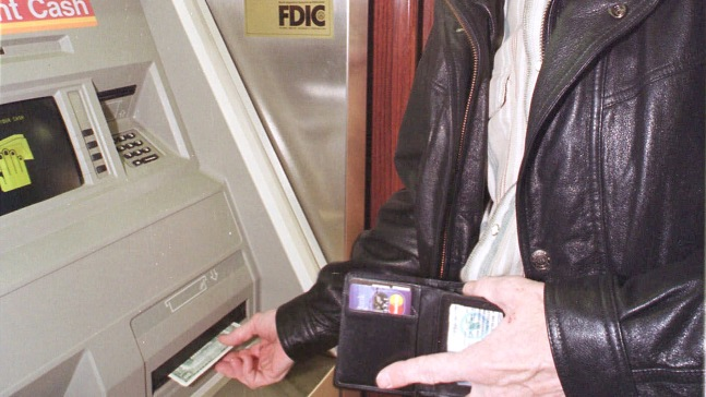 Bank ATM Fees Hit New High