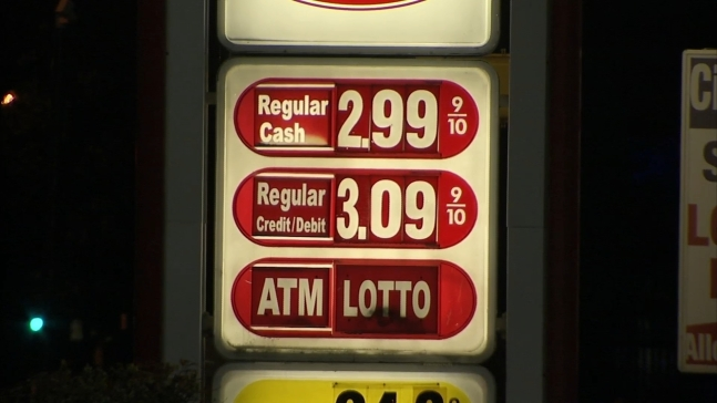 Gas Prices Rising in Our Area and Nationwide