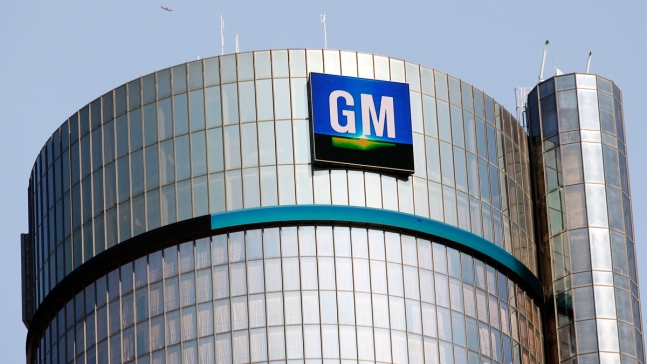 GM Recalls Nearly 500K Trucks, SUVs Over Brake Pedals