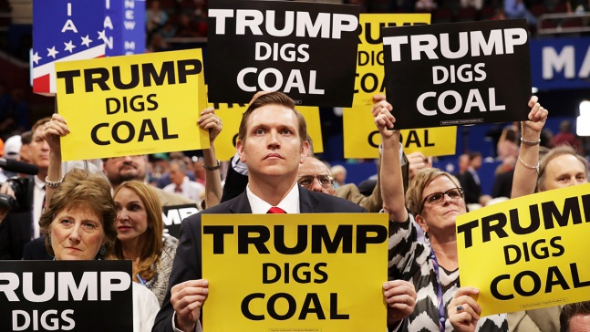 Trump Administration Blocks Changes on Coal Mining Royalties