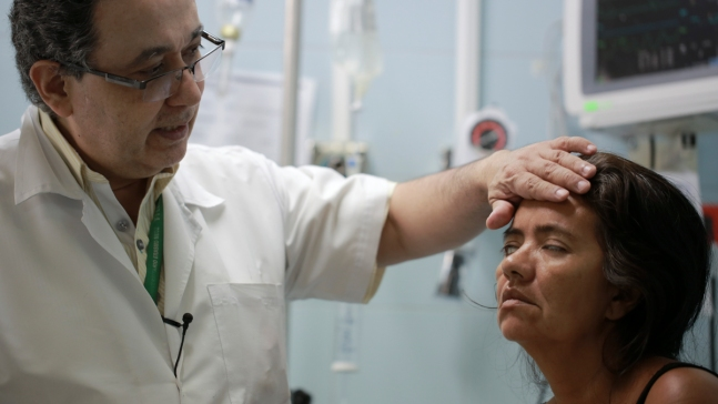 WHO Reports Rise of Disorder in Zika Outbreak