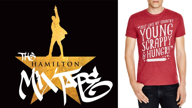 Gifts for 'Hamilton' Obsessed? Choices are Plentiful