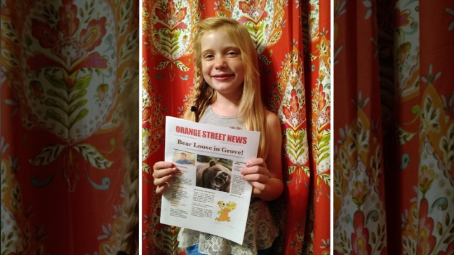 9-Year-Old Sleuth Has Book Deal for Detective Series