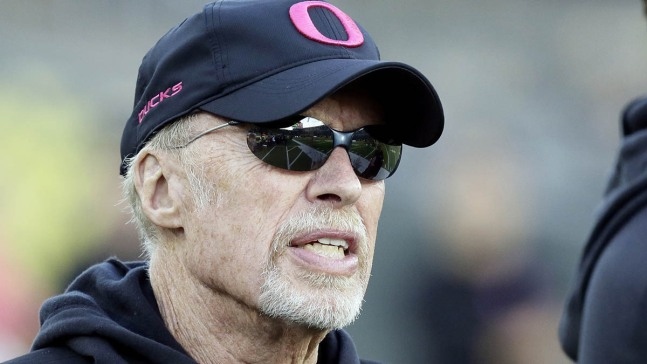 Nike Chairman, Co-Founder Phil Knight to Step Down in 2016