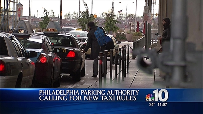 Philadelphia Parking Authority Calls for New Taxi Rules
