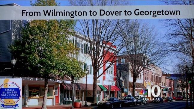 Delaware Officials Kick Off Small Business Saturdays
