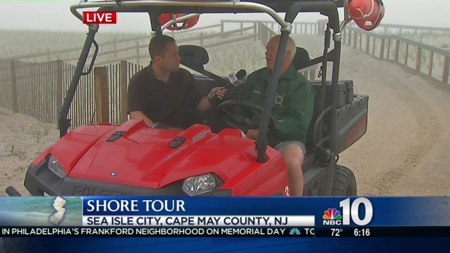 Shore Safety Tips From Sea Isle City Beach Patrol