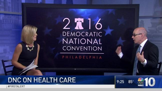 Jefferson Hospital CEO Talks Health and the DNC