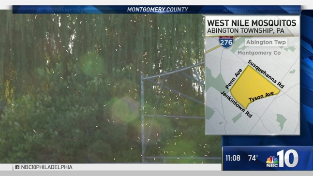 West Nile Concerns in Montgomery County