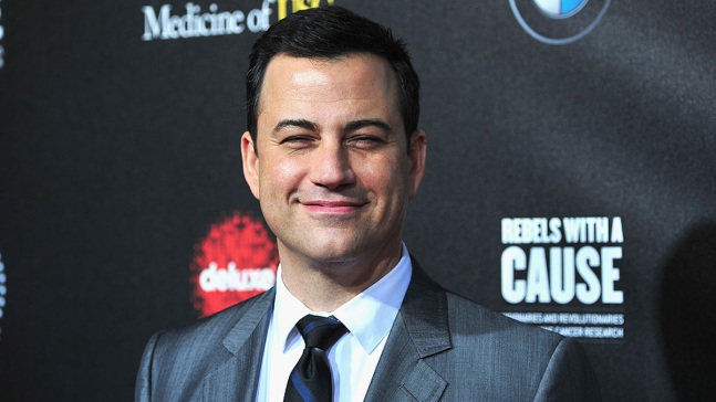 Kimmel Says Son Is 'Doing Great' After Heart Surgery