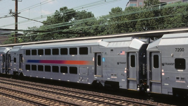SEPTA to Add Two-Level Train Cars