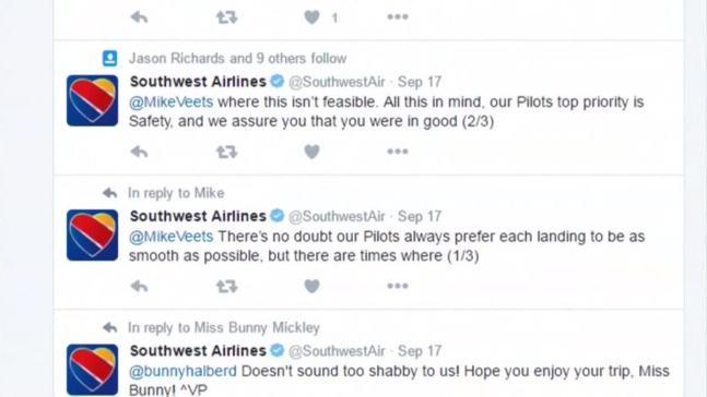 Airlines Reading, Responding to Social Media Rants