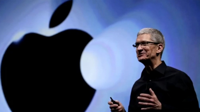Apple Surges on Blowout Earnings Report