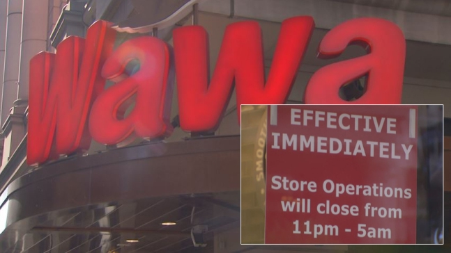 No More Late-Night Snacks at Popular Center City Wawa