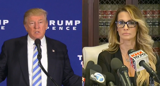 Woman Accusing Trump Sexual Misconduct to Speak Out at News Conference