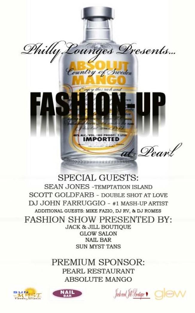 Fashion-Up at PEARL