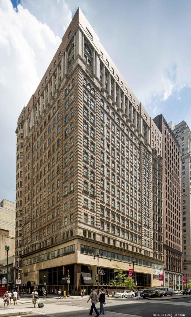 Avenue of the Arts High-Rise Set for Luxury After $33M Sale