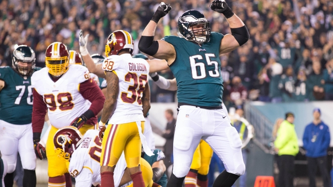 Lane Johnson Secures Free Bud Light for All If Eagles Win Super Bowl