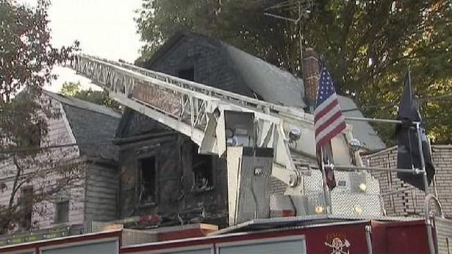 6 Dead in Newark House Fire