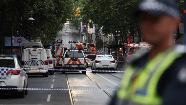 1 Dead, 2 Hurt in Australia Stabbing; Police Say Link to Terrorism