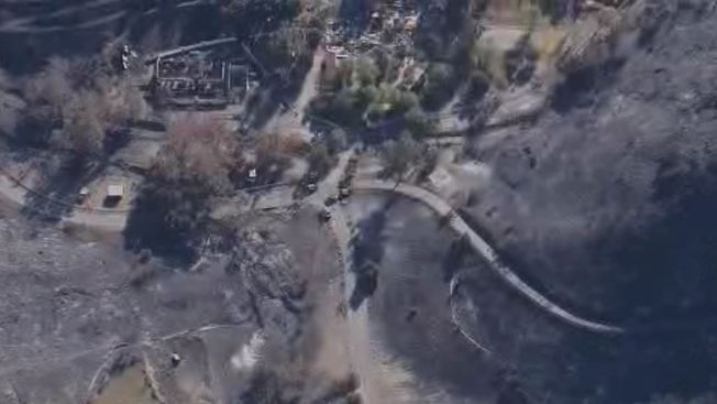 Third Body Discovered in Southern California's Woolsey Fire Zone