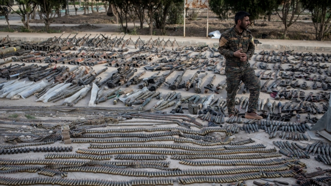 US-Allied Syrian Force Declares Victory Over Islamic State